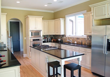 Modern kitchen remodeling Orange County